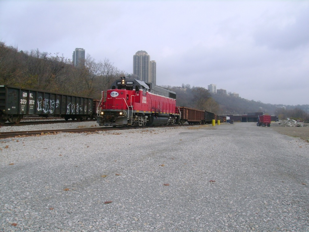 Fulton Railroad in the 21st Century.